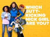 Nickelodeon: Which Butt-Kicking Nick Girl Are You?