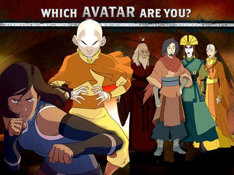 Legend of Korra: Which Avatar Are You?