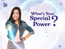 What's Your Special Power?