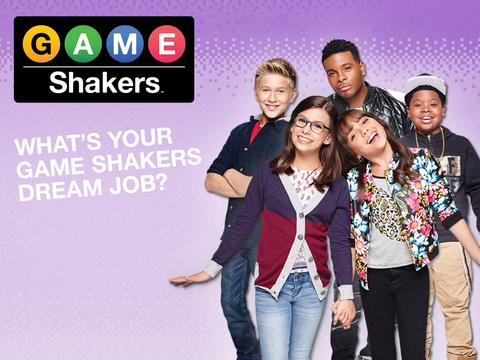 Game Shakers: What's your Game Shakers Dream Job?