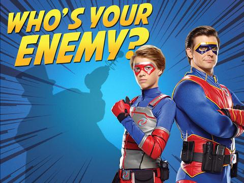 Henry Danger: Who's Your Enemy?
