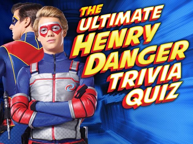 Henry Danger: The Ultimate Henry Danger Trivia Quiz