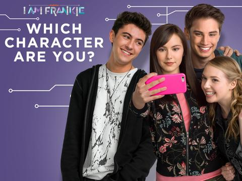 I Am Frankie: Which Character Are You?