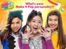 What's Your Make It Pop Personality?