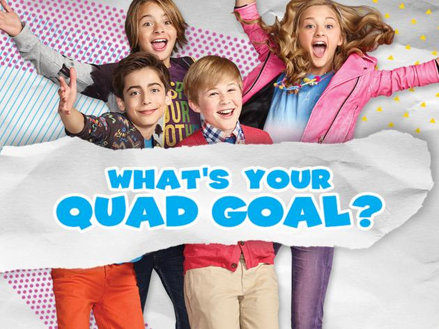Nicky, Ricky, Dicky & Dawn: What's Your Quad Goal?