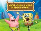 SpongeBob SquarePants: Where Would You Live In Bikini Bottom?