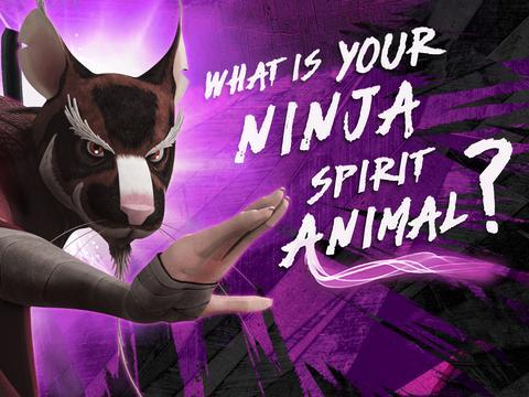 Teenage Mutant Ninja Turtles: What's Your Ninja Spirit Animal?