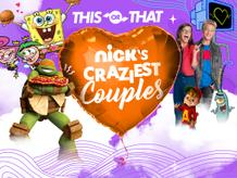 Nickelodeon: Nick's Craziest Couples