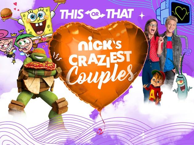 Nickelodeon: Nick's Craziest Couples