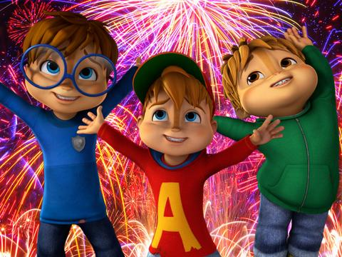 ALVINNN!!! and The Chipmunks: Everything's Better With Fireworks!