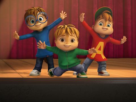 "ALVINNN!!! and the Chipmunks: ""The Alvin Megamix"""