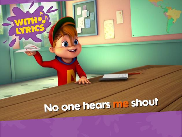 """ALVINNN!!! and the Chipmunks: """"Sing Get Me Outta Here"""""""