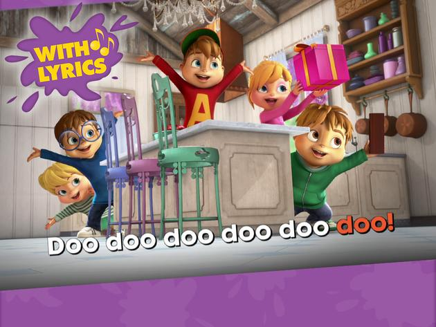 """ALVINNN!!! and the Chipmunks: """"Sing the Theme Song!"""""""
