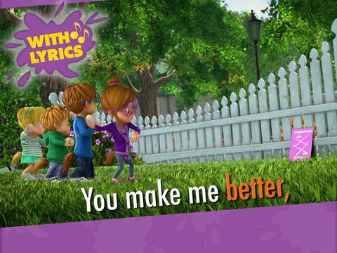 "ALVINNN!!! and the Chipmunks: ""Sing You Make Me Better"""