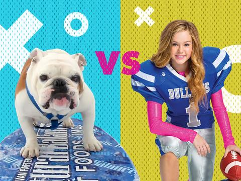 "Bella and The Bulldogs: ""Real Bulldogs vs. Bella And The Bulldogs"""
