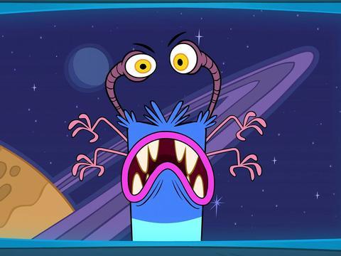 """Bunsen is a Beast: """"Alien Bunsen"""""""