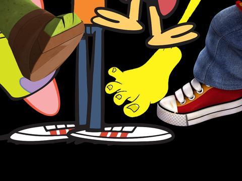 The Feet Beat!