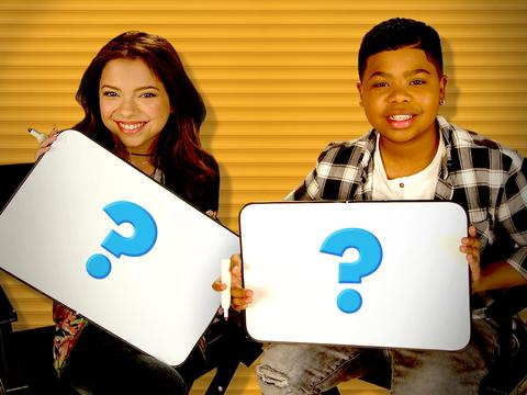 "Game Shakers: ""BFF Challenge: Cree and Benjamin"""