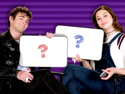 "The Thundermans: ""BFF Challenge: Jack And Kira"""