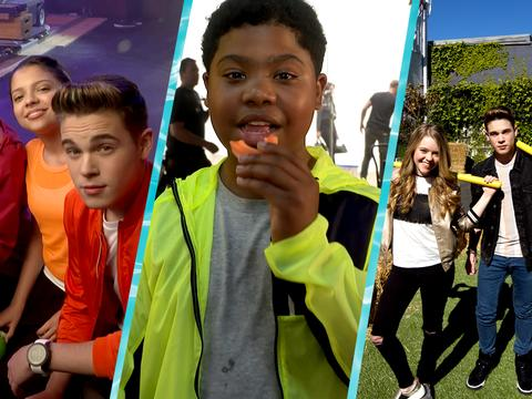 Nick's Summer Challenges: Kids' Choice Sports Edition