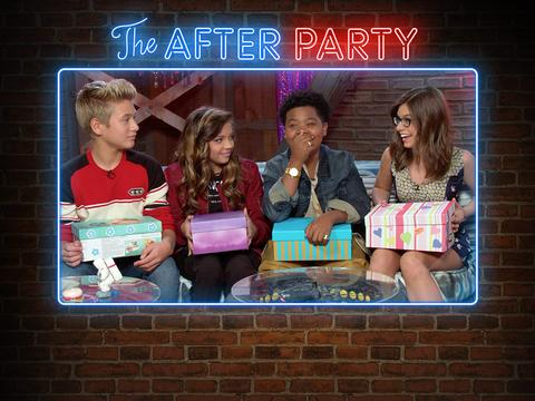 "Game Shakers: ""The Mason Experience"""