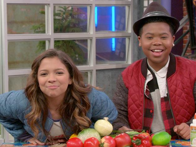 """Game Shakers: """"Creating With Cenji"""""""