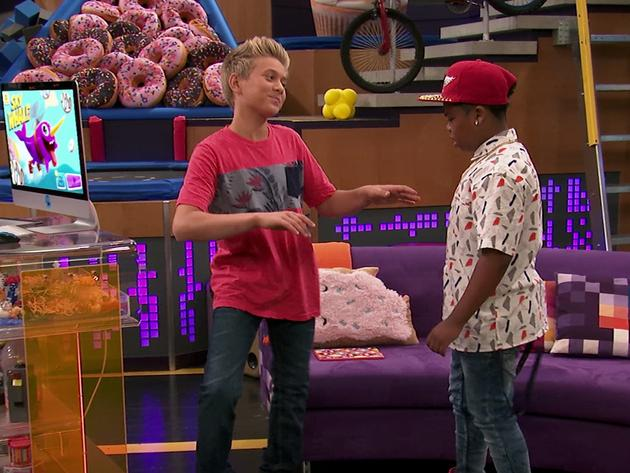 "Game Shakers: ""Feel the Groove"""