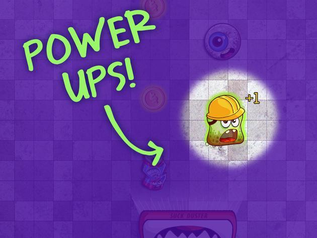 "Game Shakers: ""NickGamer Tips: Dirty Blob"""