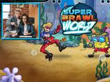 Game Shakers: Let's Play Super Brawl World