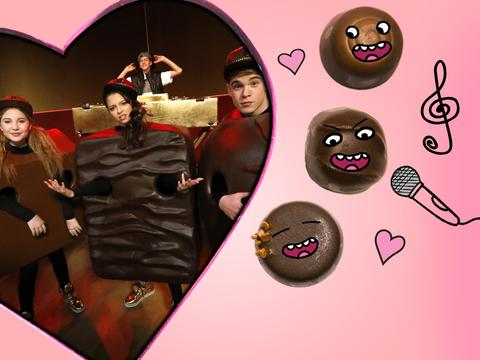 """Valentine's Day Chocolate Rap"""