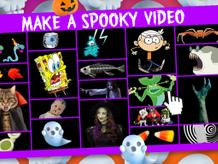"""NickGamer: Halloween Music Video Maker"""