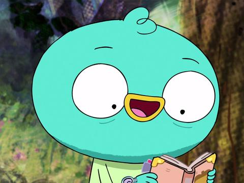 "Harvey Beaks: ""A Day of No To-Do: Activity List"""