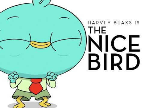 "Harvey Beaks: ""Movie Trailer"""