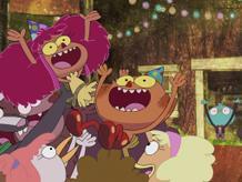 """Harvey Beaks: """"Party Animals"""""""