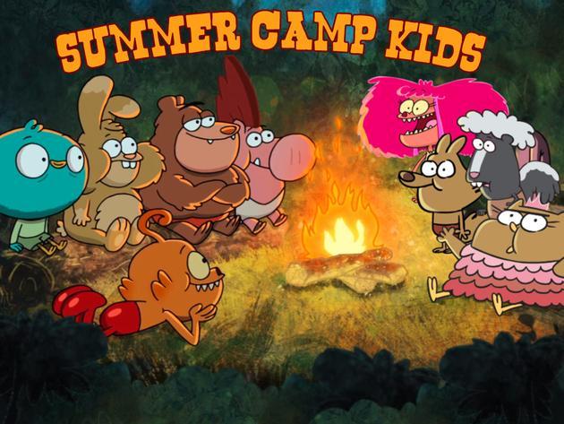10 Kids You Meet At Summer Camp