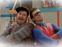 "Henry Danger: ""Captain Man and Jeff: Best Friends Forever!"""