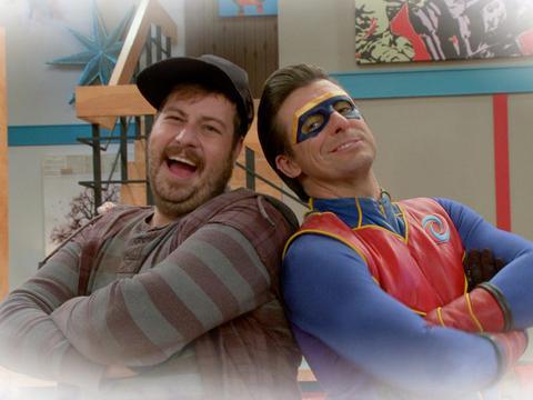 "Henry Danger: ""Captain Man and Jeff: Best Friends Forever!"""
