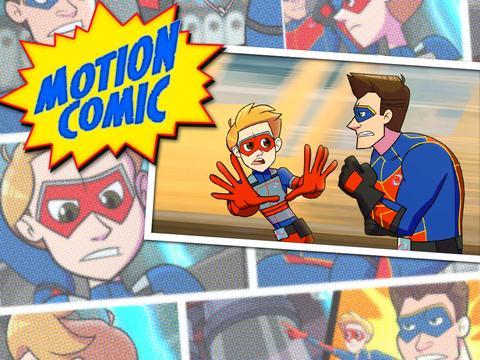 """Henry Danger: """"Motion Comic Issue #11: Race to Danger"""""""
