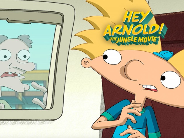 "Hey Arnold!: ""Off To The Jungle"""