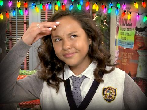 "School of Rock: ""Holiday Tongue Twisters"""