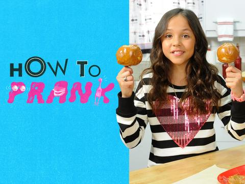 How to Prank: The Caramel Onion