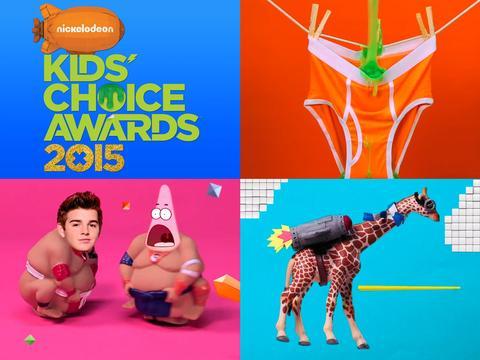 "Kids' Choice Awards 2015: ""You Spoke, We Listened"""