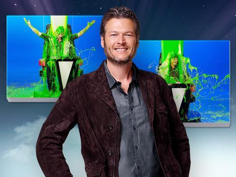 Kids' Choice Awards: Blake Shelton Is Your Host!