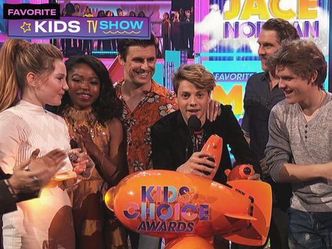 "Kids' Choice Awards 2017: ""Henry Danger Wins Favorite Kids TV Show!"""
