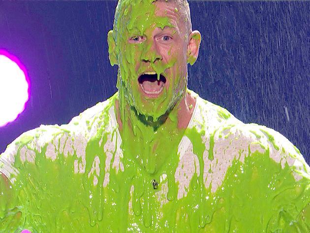 "Kids' Choice Awards 2017: ""John Cena Gets Slimed!"""