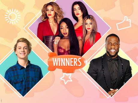 I vincitori dei Kids' Choice Awards 2017
