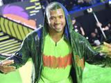 Kids' Choice Sports 2017: Russell Wilson Gets Slimed
