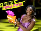 Kids' Choice Sports 2017: Simon Biles Wins Favorite Female Athlete
