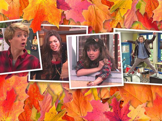 Falling in Fall