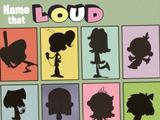 The Loud House: The Name Game